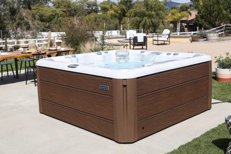 Optima Sundance Spas Hot Tub