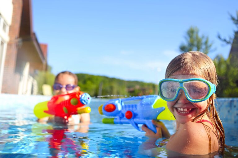 Toys, Games & Accessories That Every Pool Needs