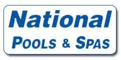 National Pools and Spas Logo